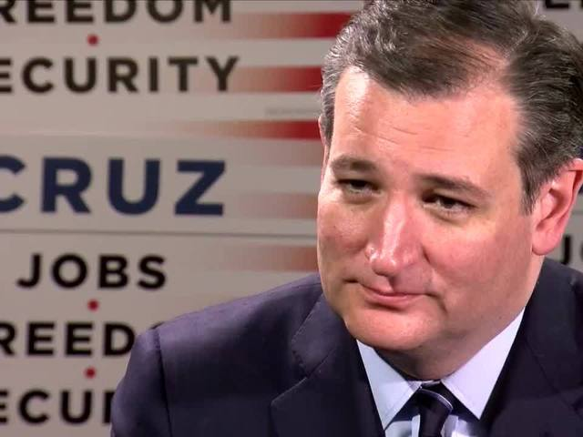 Ted Cruz is dropping out of presidential race