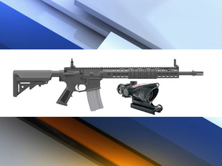 Rifle stolen from Glendale high school party