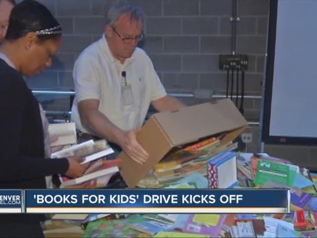 Books For Kids KickOff