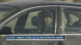 Greeley creates distracted driving ban