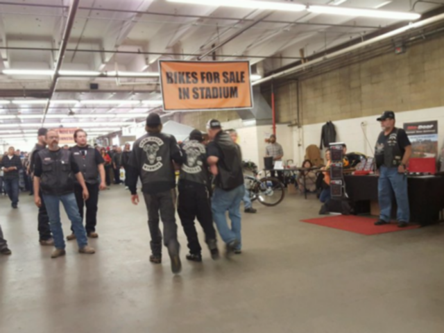 No Motorcycle Expo in 2017: Ntl. Western Complex