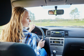 How to deal with a teen behind the wheel