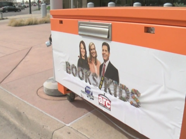 Denver7 Books for Kids helping kids in need