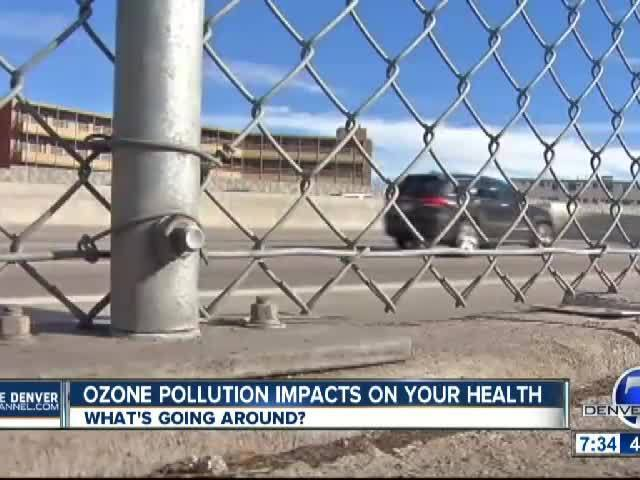 Ozone Pollution Impacts On Your Health