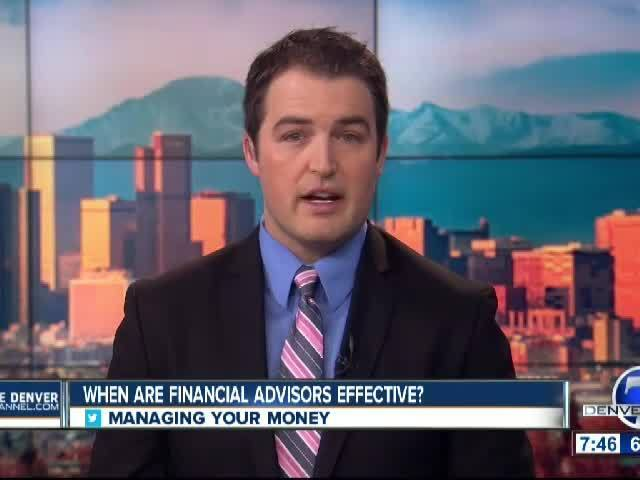 When Are Financial Advisors Effective?