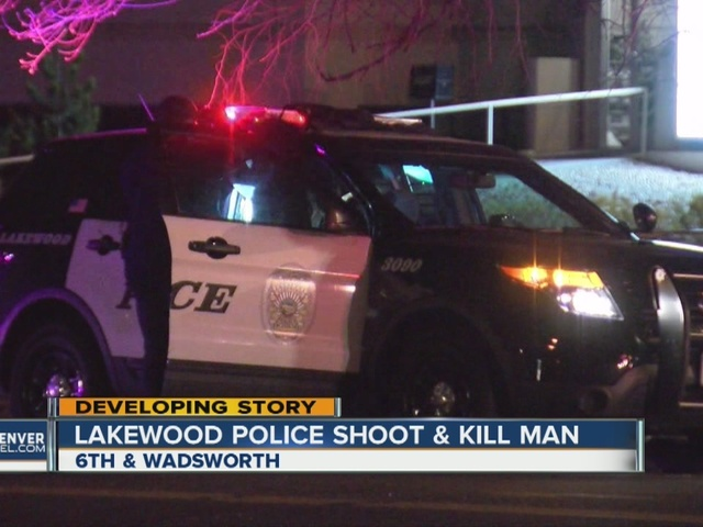 1 man dead at Lakewood motel after officer-involved shooting