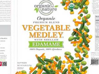 15 different frozen vegetable products recalled