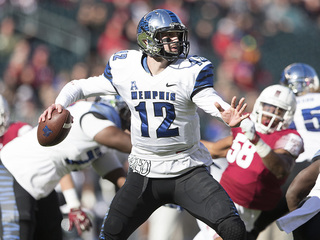 NFL Draft: Broncos select QB Paxton Lynch
