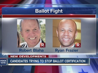 Colo. judge orders stay for ballot certification