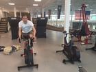 Cyclist raises stroke awareness