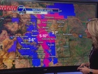 Snow continues along the Front Range