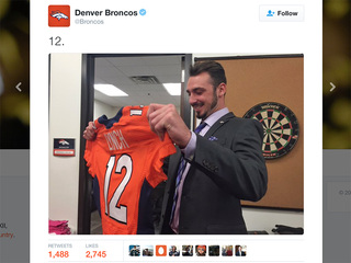 Broncos fans excited about rookie Paxton Lynch