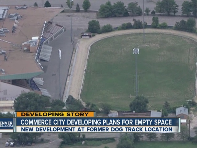 Commerce City developing plans for empty space