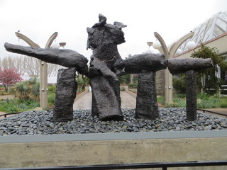 Denver Botanic Gardens showcasing 13 sculptures