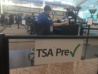Olympian says she was 'humiliated' by TSA