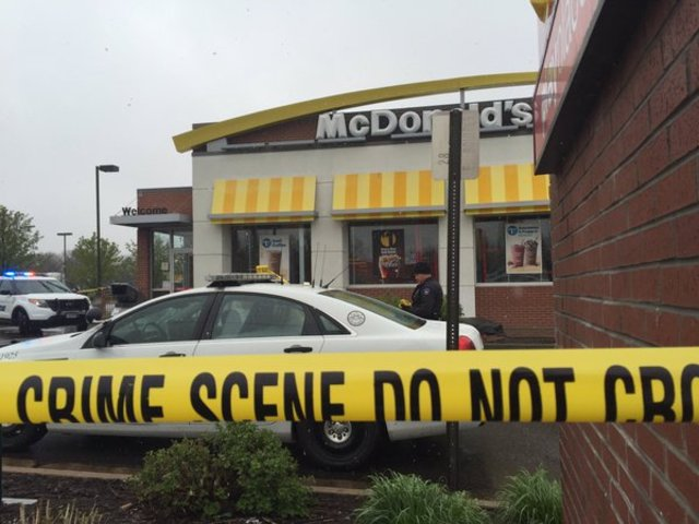Homeless man shot by police at Aurora McDonald's