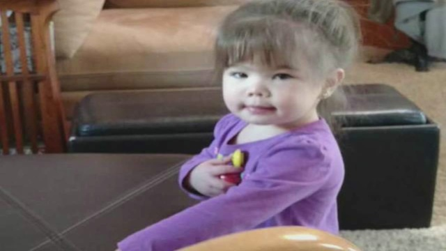 Police ask for help finding 2-year-old girl