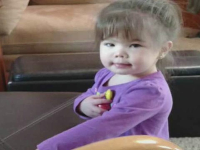 Colorado Springs police looking for 2-year-old girl