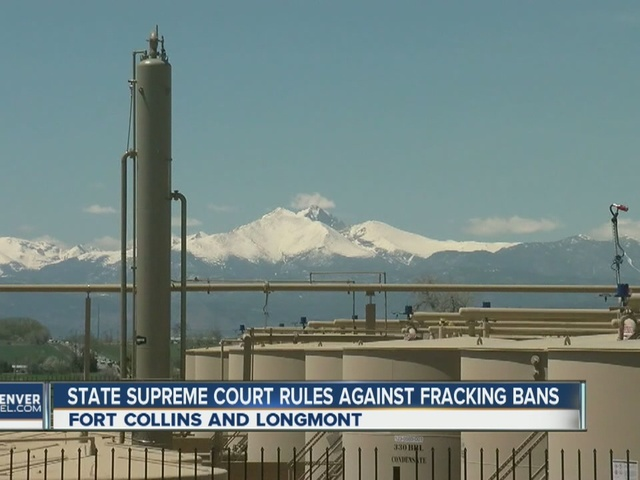 Colorado Supreme Court: State law pre-empts local fracking bans in…