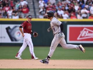 Arenado hits 11th HR as Rockies sweep Arizona