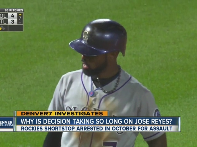 Police deny MLB access to records in arrest of Rockies player Jose Reyes
