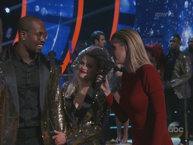Von Miller eliminated from 'Dancing With the Stars'