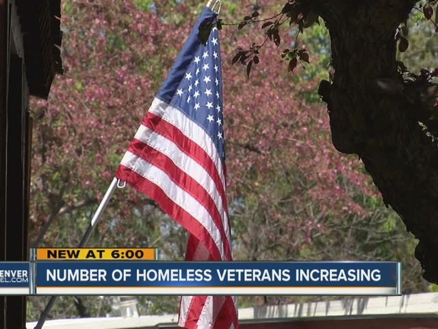 As homeless veteran population grows and changes, local group hopes to help