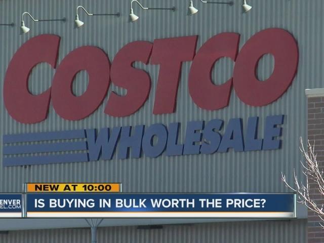 Is buying in bulk worth the price savings?