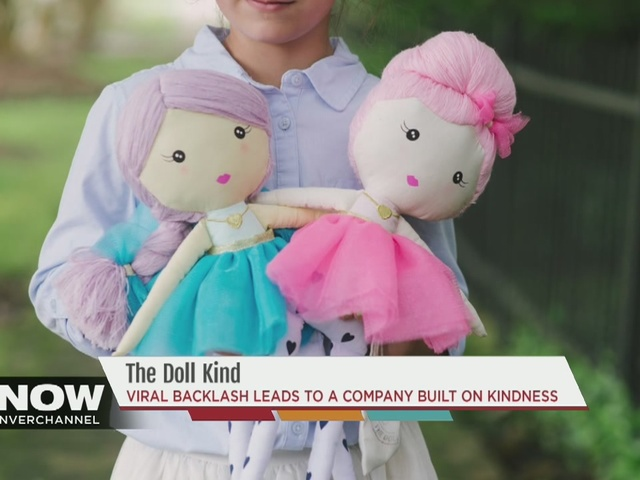 The Doll Kind: Backlash over viral photo leads to a Colorado company…