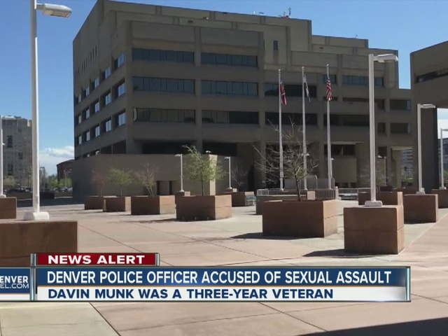 DPD officer accused of sexual assault