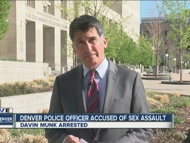 Denver Police officer accused of sexual assault