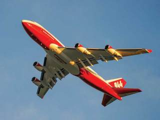 Largest firefighting plane to be based in Colo.