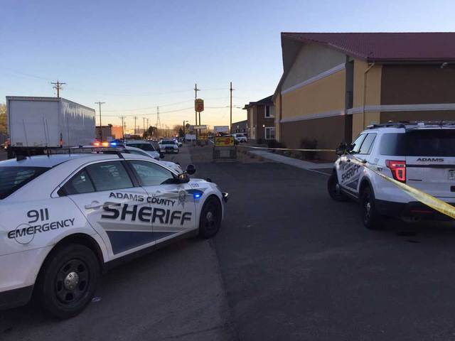 Man shot & killed in Super 8 parking lot