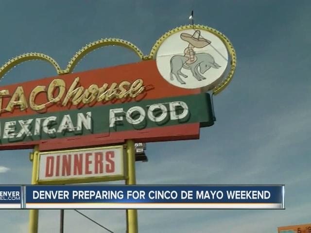 Denver preparing for Cinco de Mayo weekend