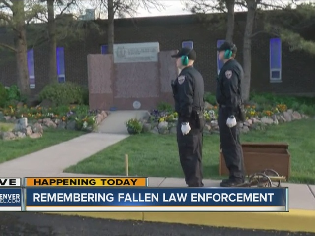 13 names being added to Colorado law enforcement memorial