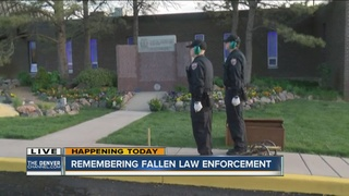 13 names being added to law enforcement memorial