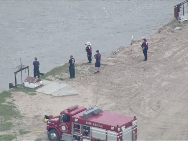 Kayaker water rescue in Morgan County