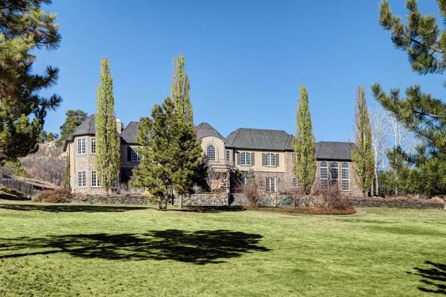 $8.9M Estate In Castle Pines North