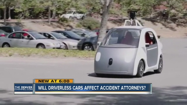 Denver Accident Attorney Jordan Levine Predicts Driverless Cars