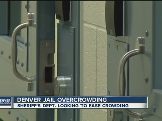 Concerns growing about Denver jail overcrowding