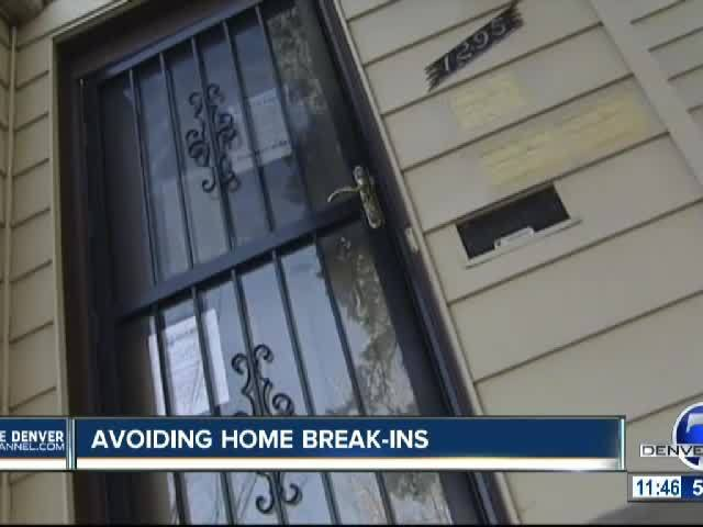 Avoiding Home Break-ins