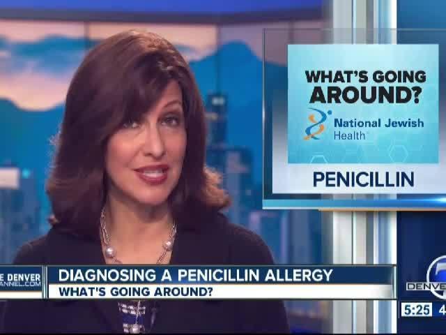 Diagnosing A Penicillin Allergy