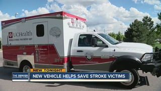 Mobile stroke unit at UCHealth a first in Colo.