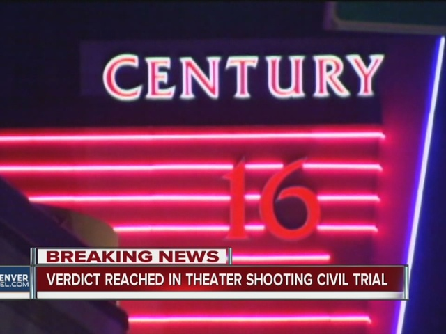 Jury finds for Cinemark in theater shooting civil trial