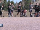 Bolder Boulder vet training kids for big race