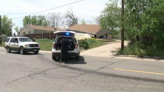 Car thief crashes into garage during getaway