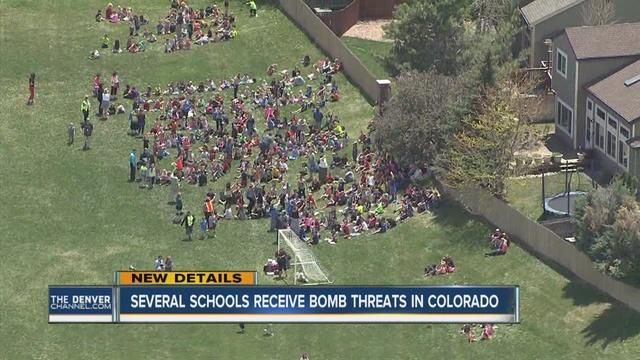 Schools across state receive threatening calls