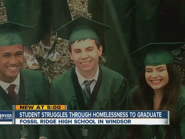 Homeless Graduate