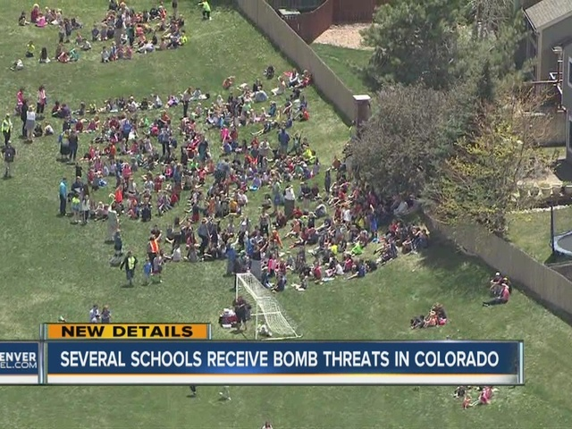 Schools across Colorado receive threatening robocalls; Cherokee Trail…
