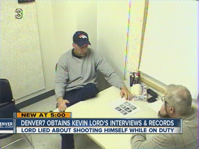 Video shows former Commerce City police officer Kevin Lord lied about…